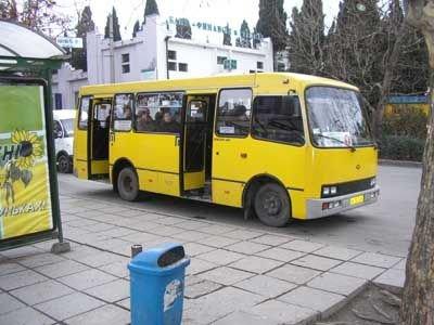 Маршрут движения автобуса №162
