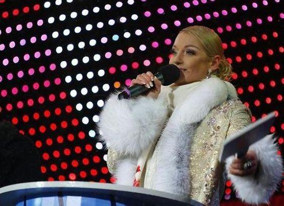 Анастасия Волочкова собиралась стать спонсором одесской команды