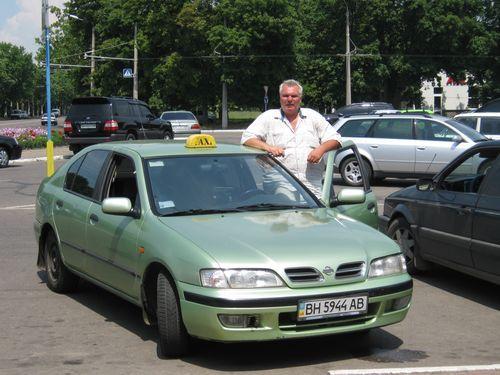 Одесские таксисты должны быть культурными